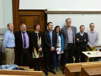 Le prix de thèse 2015 de l'AFZ décerné à Edin Hamzić