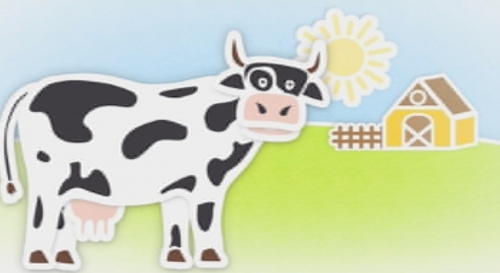 A film on milk quality: when genes get involved
