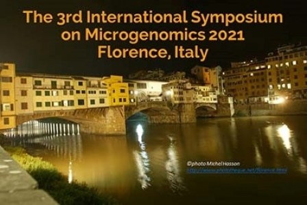 Announcement for Microgenomics 2020 postponed to 2021