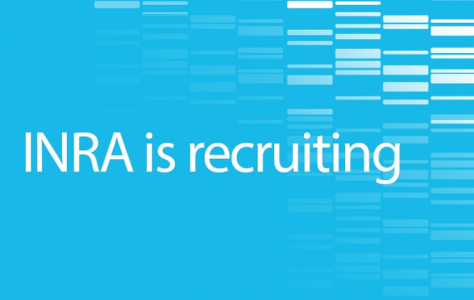 The INRA is hiring scientists