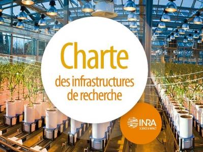 Charte des infrastructures de recherche de l'Inra