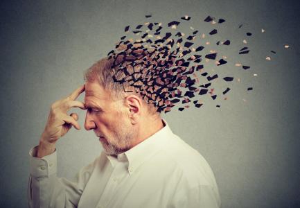 La maladie d'Alzheimer est en augmentation.