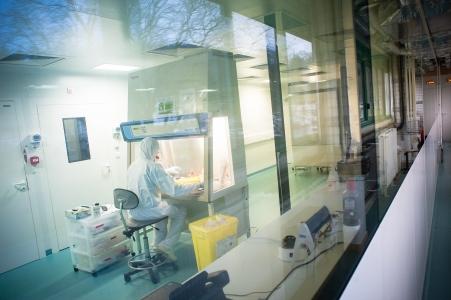 Laboratoires confinés
