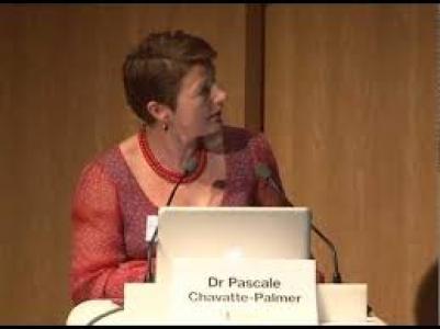 Trophée Prévention-Santé pour Pascale chavatte-Palmer