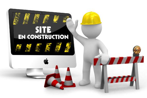 En construction