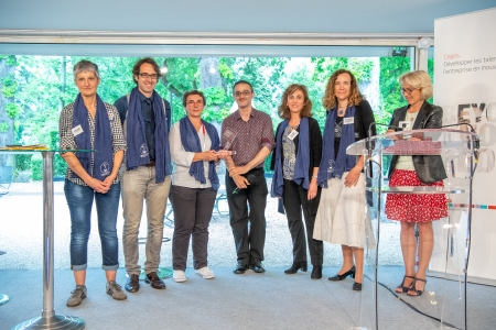CHIMACTIV lauréat dans la catégorie « Education » des Digital Learning Excellence Awards 2019