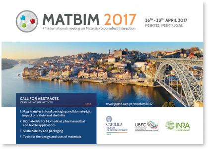 Congrès MATBIM 2017 Mercredi 26 Avril 2017 - Vendredi 28 Avril 2017